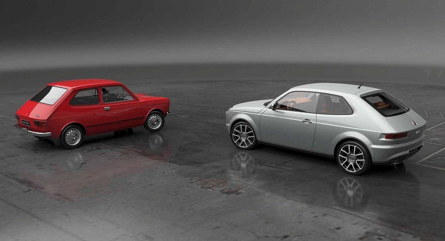 Fiat 127 l'ipotesi di un ritorno con un
