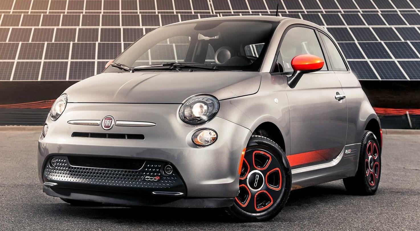 Fiat 500 2019 nuovo modello elettrico uf