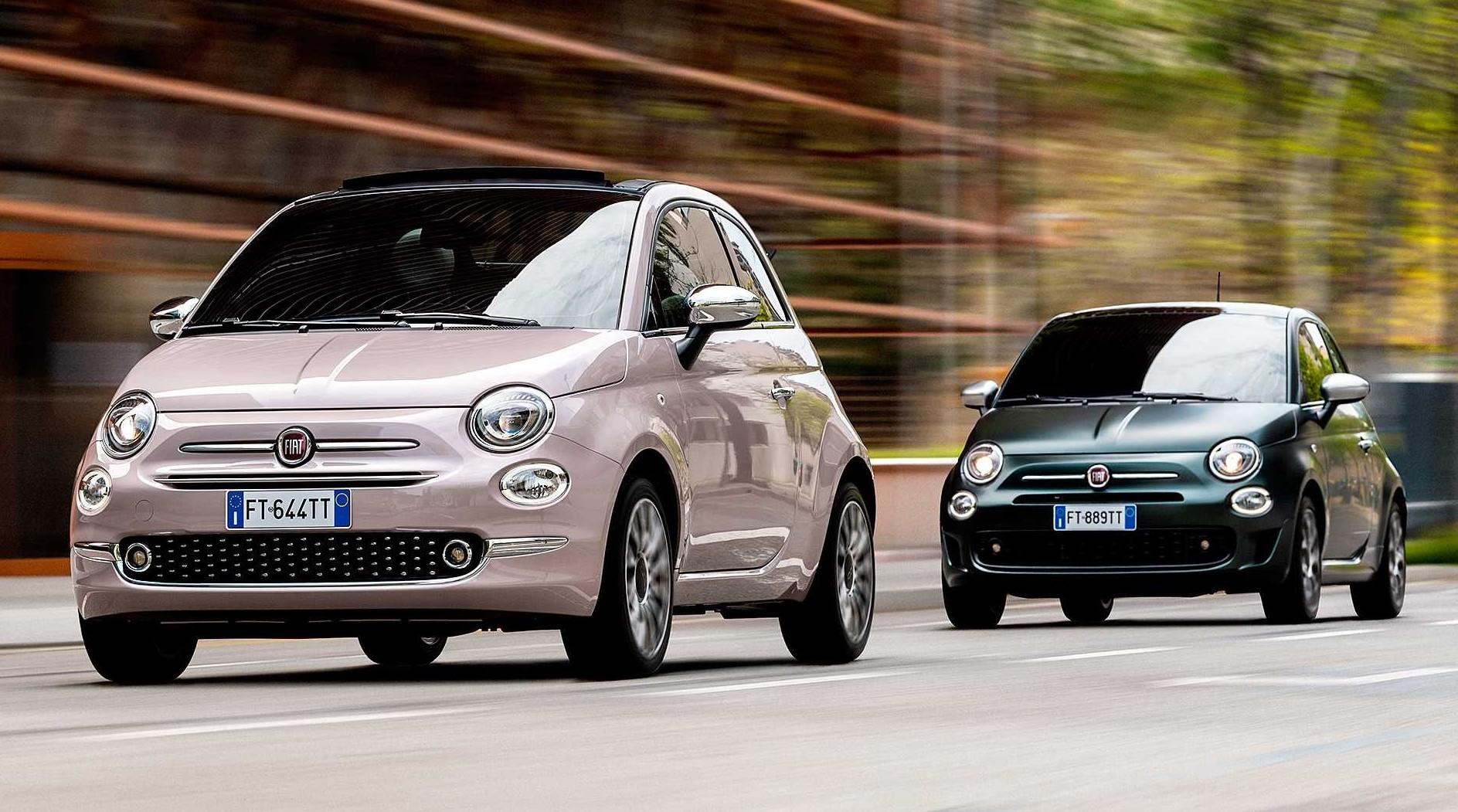 Fiat 500, allerta per problemi. Possibil
