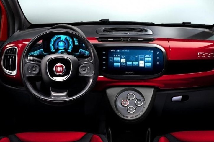 Fiat 500, Fiat Panda nuove city car Fiat