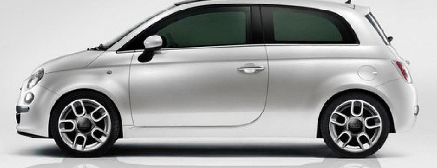 Fiat 500 Giardiniera con la nuova cityca