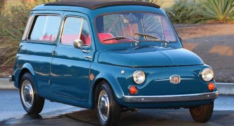 Fiat 500 Mild Hybrid, Fiat 500X, Fiat 50