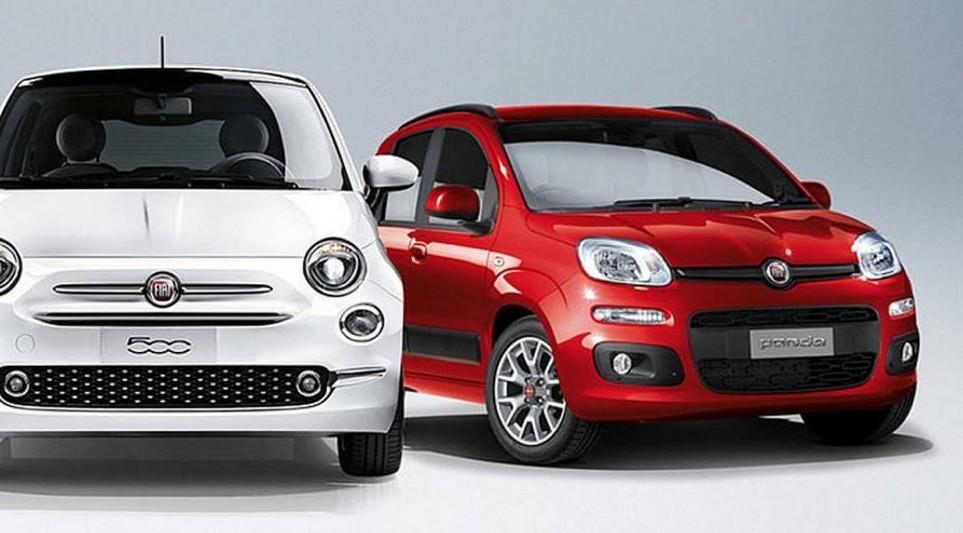Fiat 500, Fiat Panda, Lancia Ypsilon rin