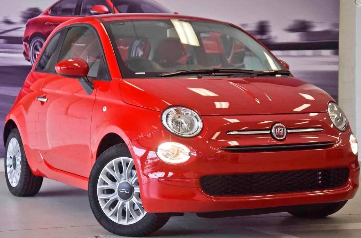 Fiat 500, versioni e modelli 2019 dispon
