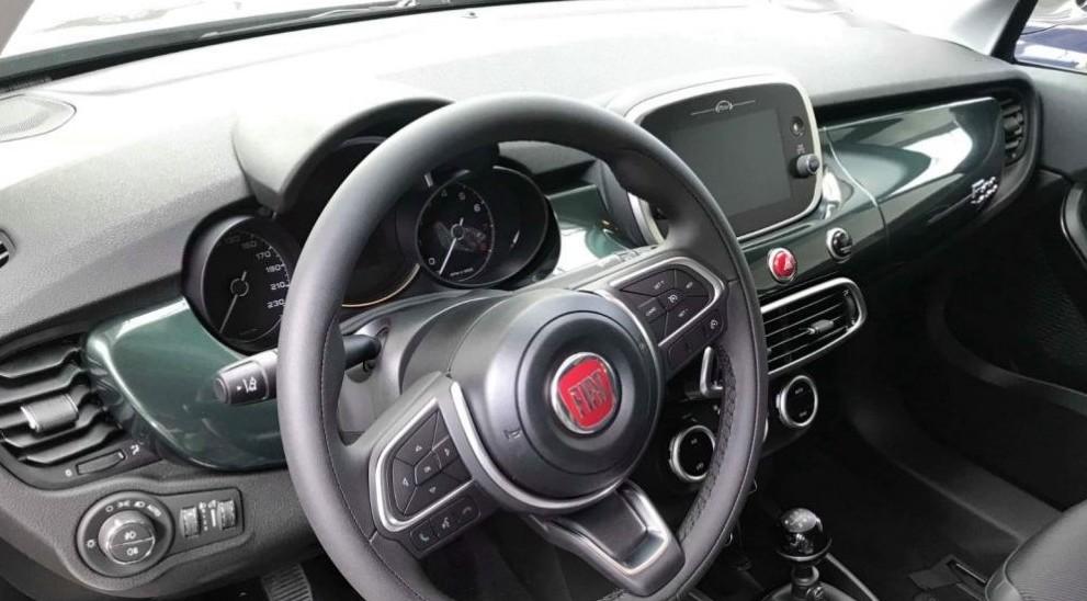 Fiat 500 X modelli inediti a breve e app