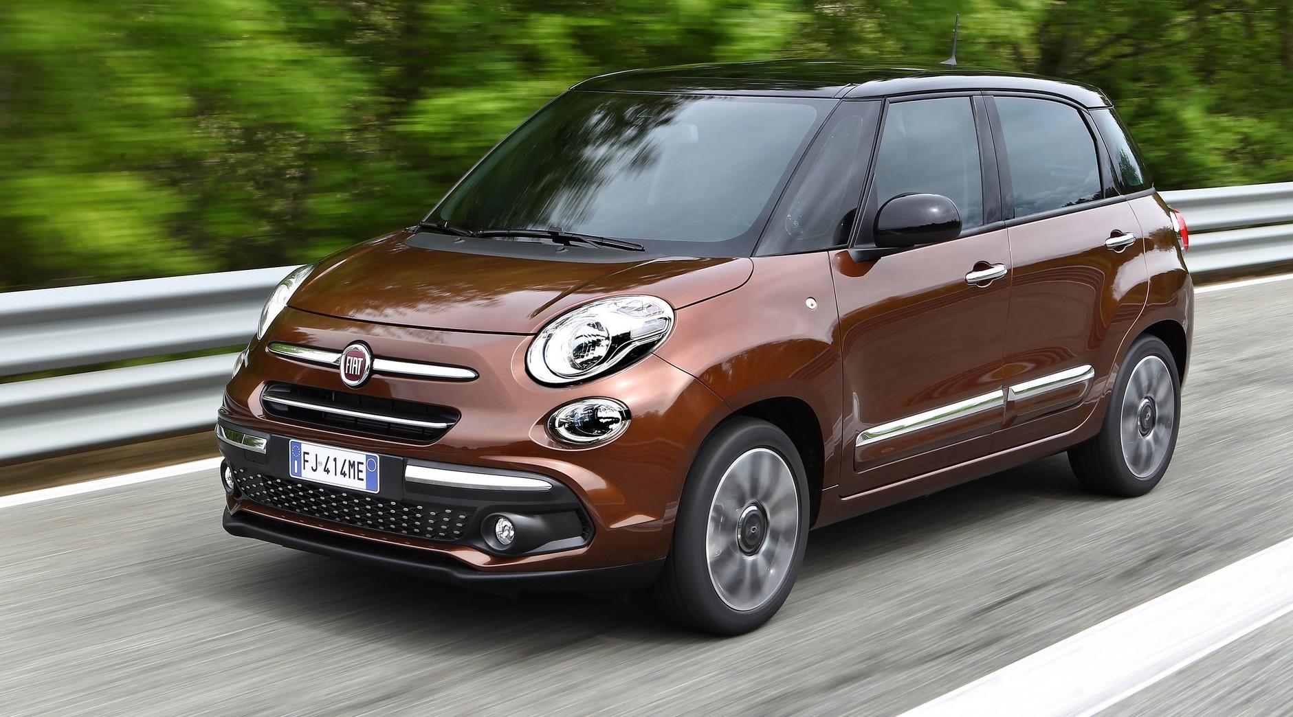 Fiat 500L 2019 recensioni e giudizi a confronto nuova auto ...