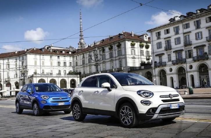 Fiat 500X ibrida con nuovo modello sport