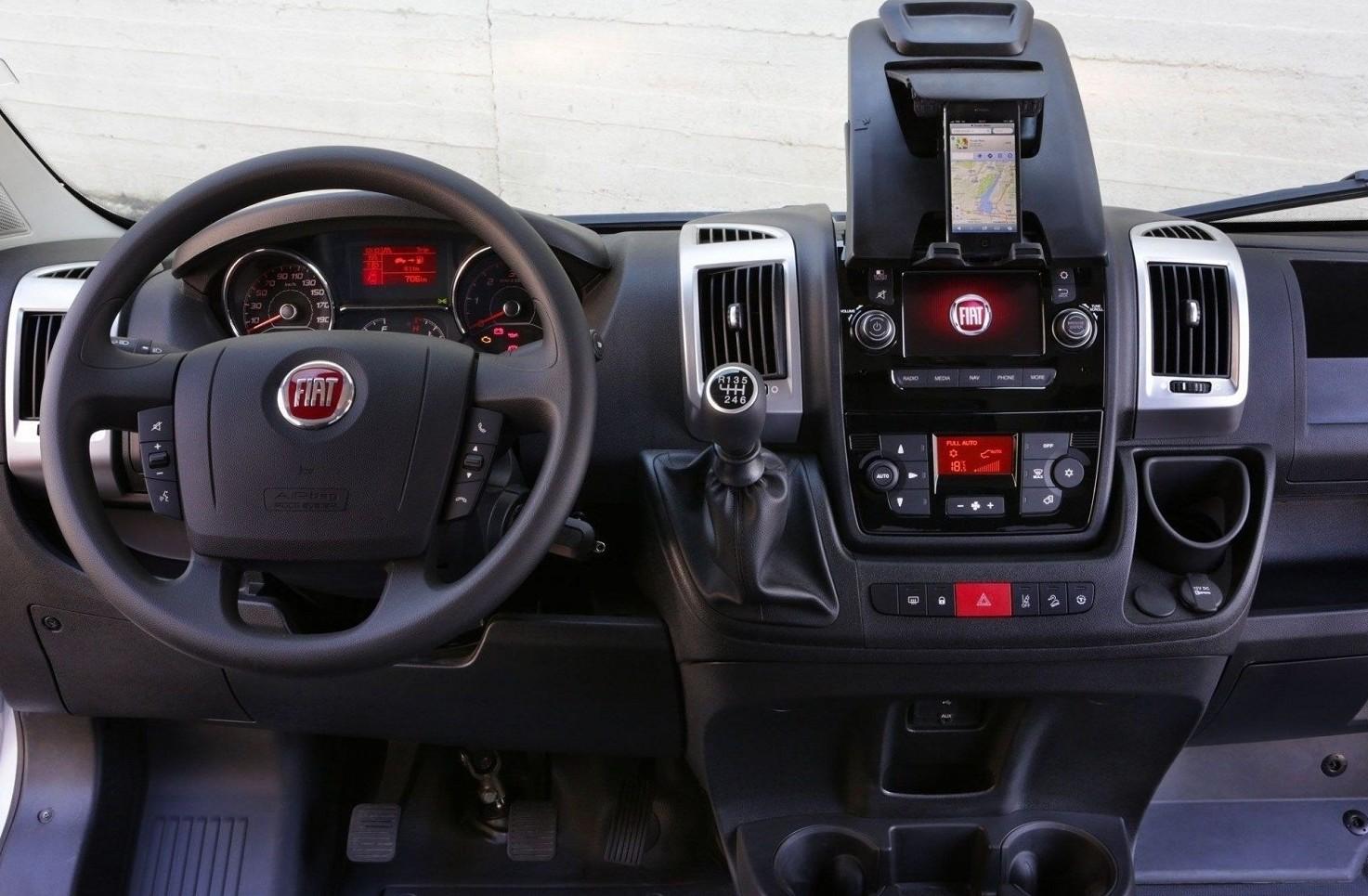 Fiat Ducato 2019-2020 come sarà il nuovo