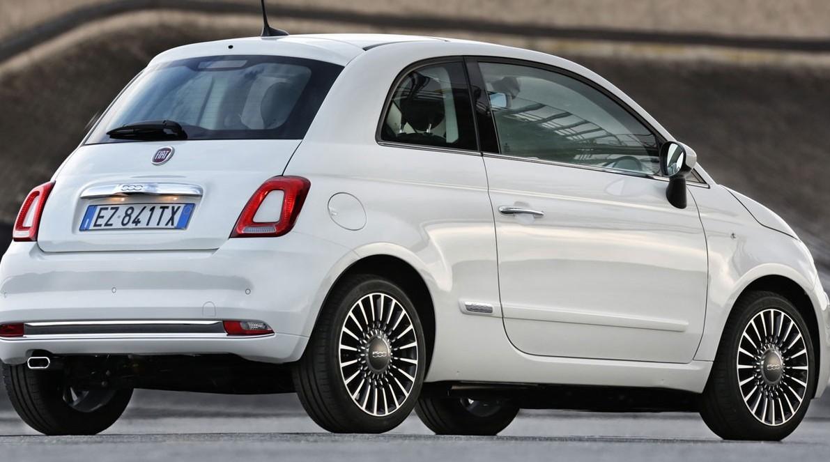 Fiat Panda, Punto, Fiat 500 X, 500 scont