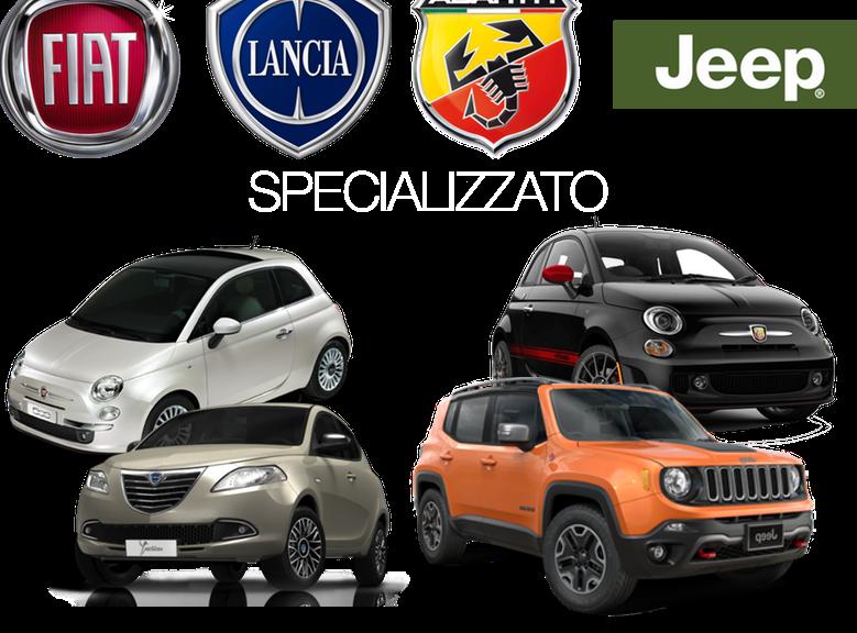 Fiat, Jeep, Alfa Romeo, Lancia 2019 nuov
