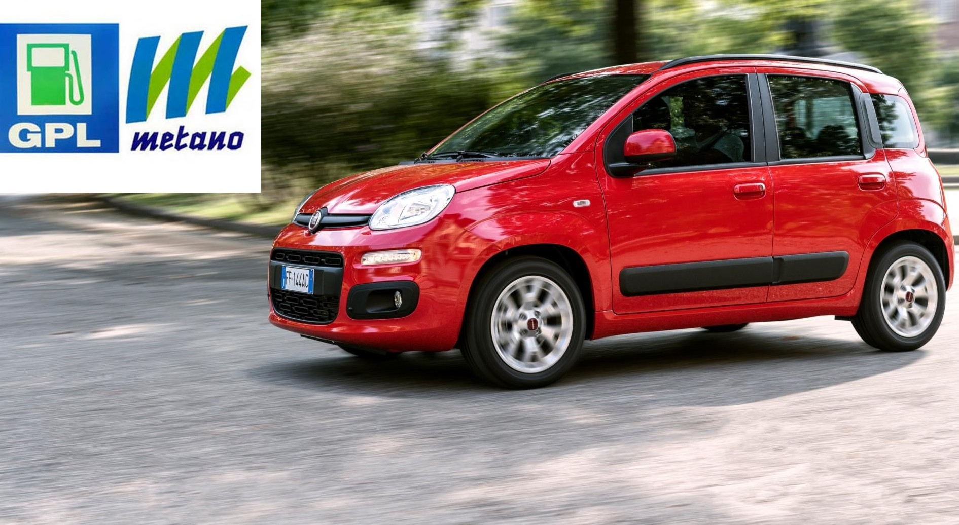 Fiat Panda a metano o gpl, quale modello