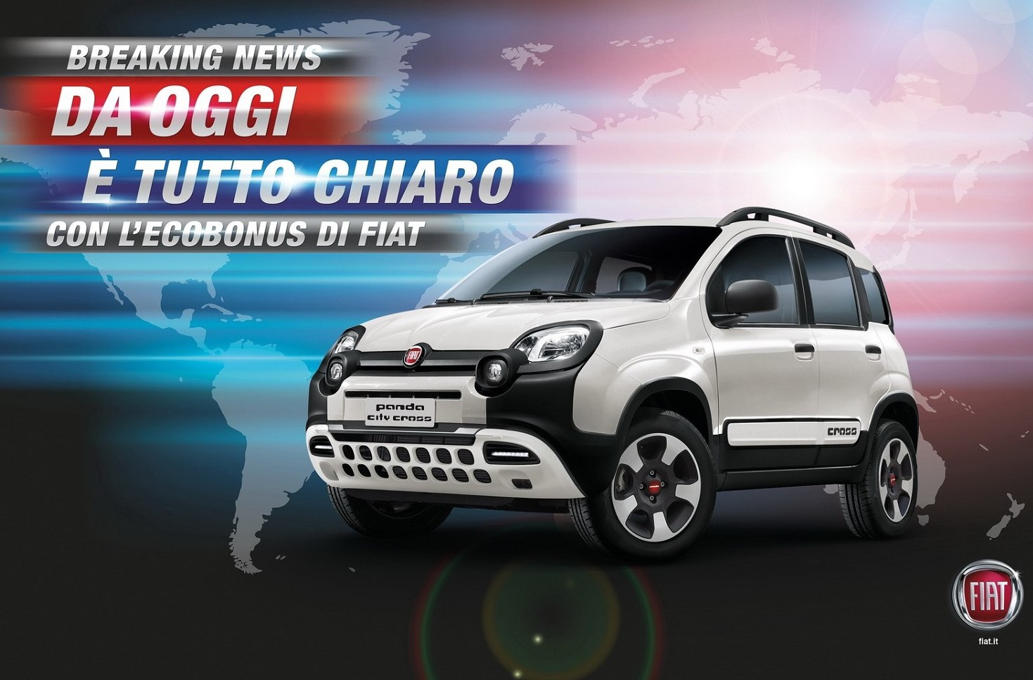 Fiat 500, Fiat Panda 2019, Jeep Renegade