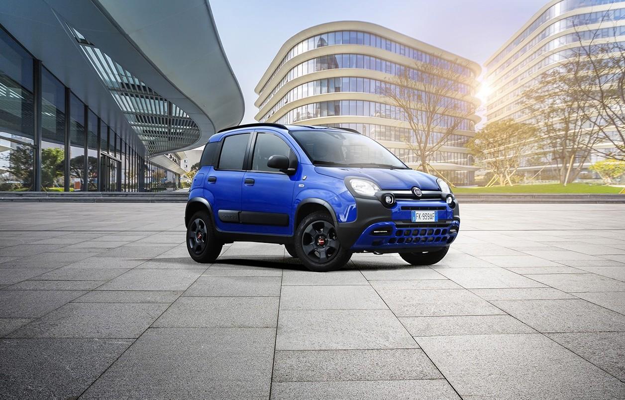Fiat Panda 2019 nuova e Fiat Panda Conce