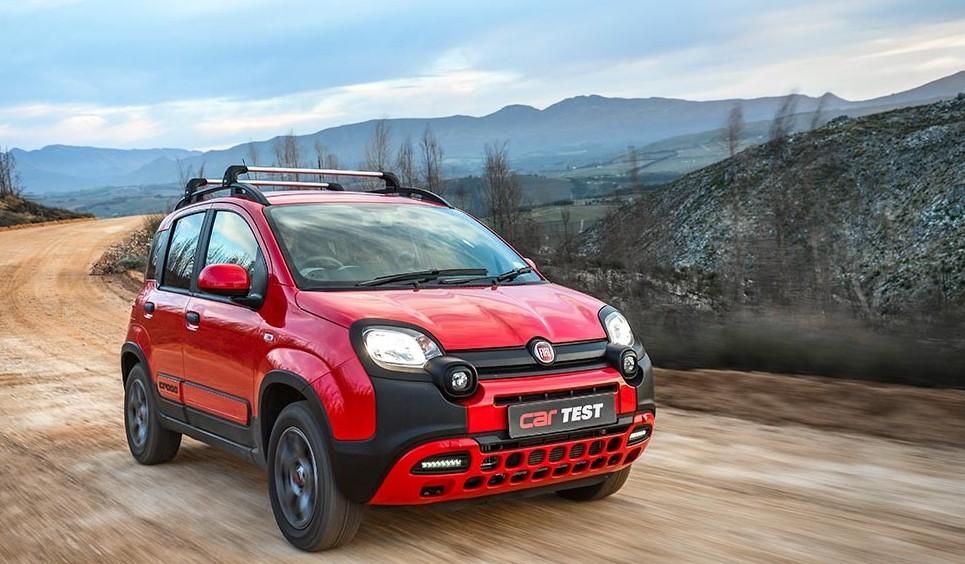 Fiat Panda 4x4 2019 commenti ed opinioni