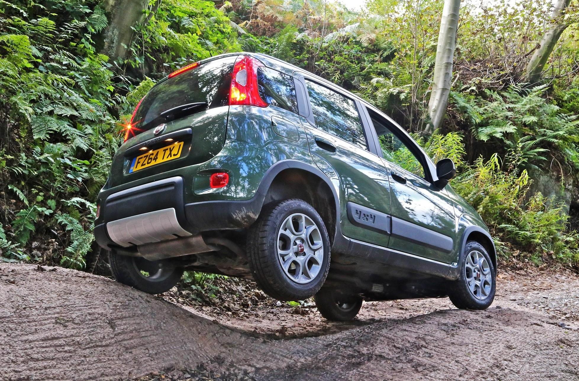 Fiat Panda 4x4 recensioni e giudizi a co