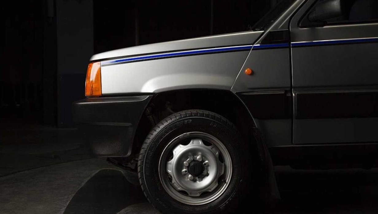 Fiat Panda 4x4 nuova e inedite modelli c