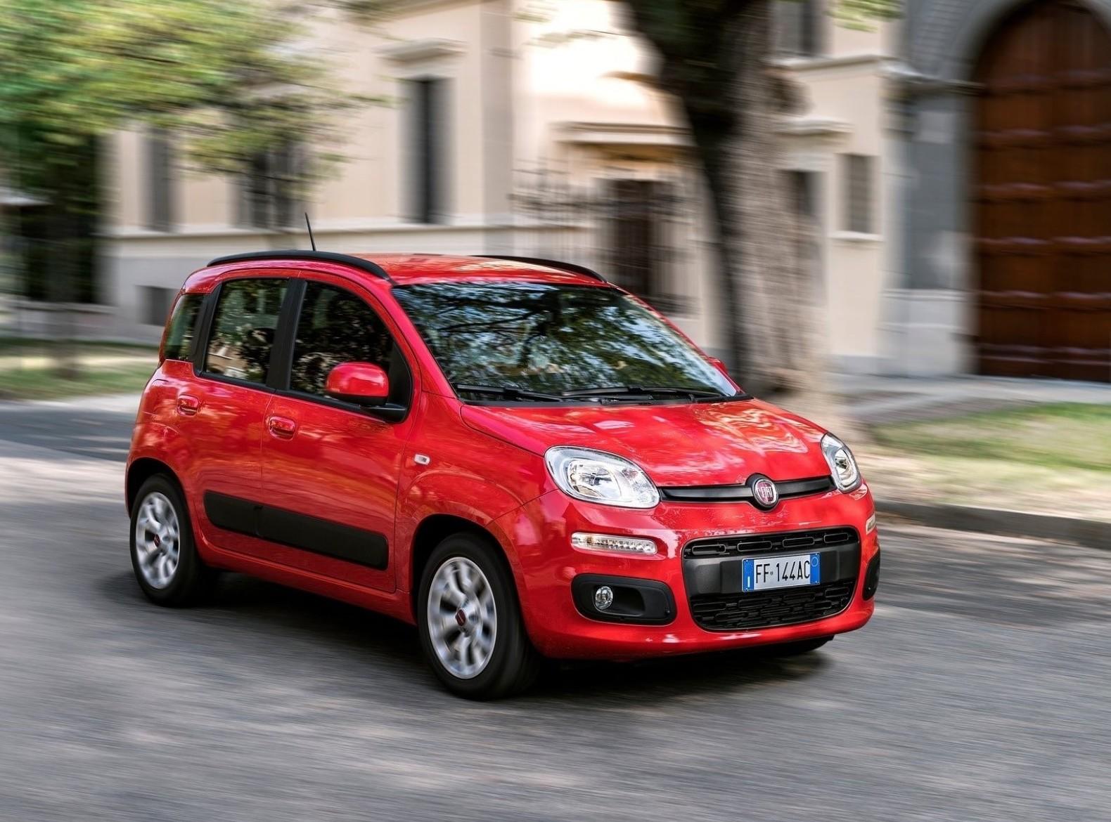 Fiat Panda a 99 euro e non si paga subit