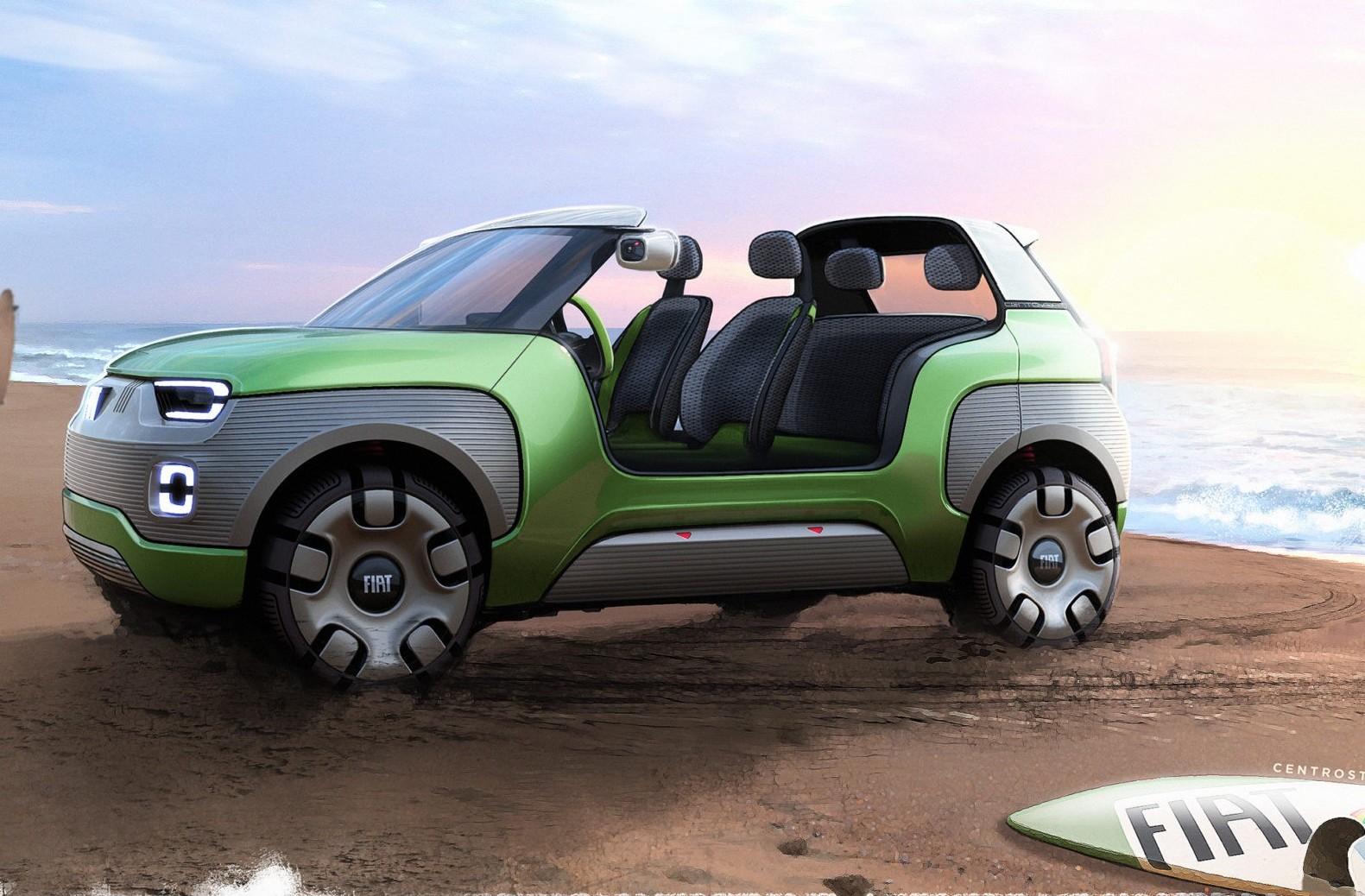 Fiat Panda elettrica, ufficiale conferma