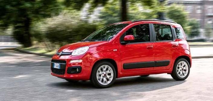 Fiat Panda MHV ibrida, nuovo modello des