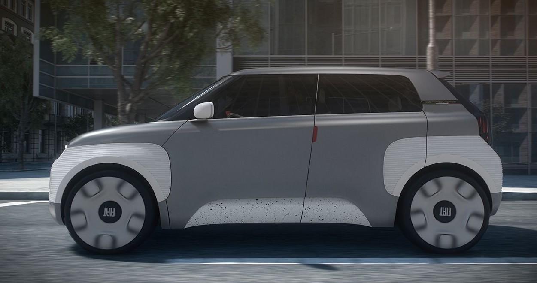 Fiat 500 elettrica, Fiat panda nuova e d