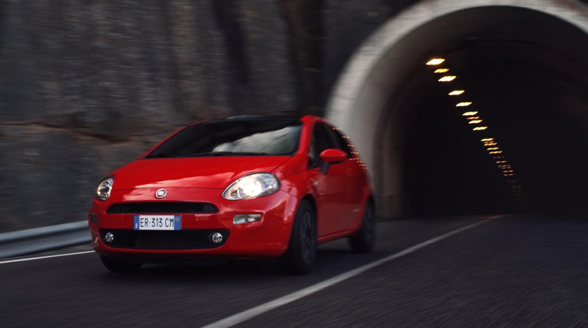 Fiat Punto 2019 prova su strada e test d