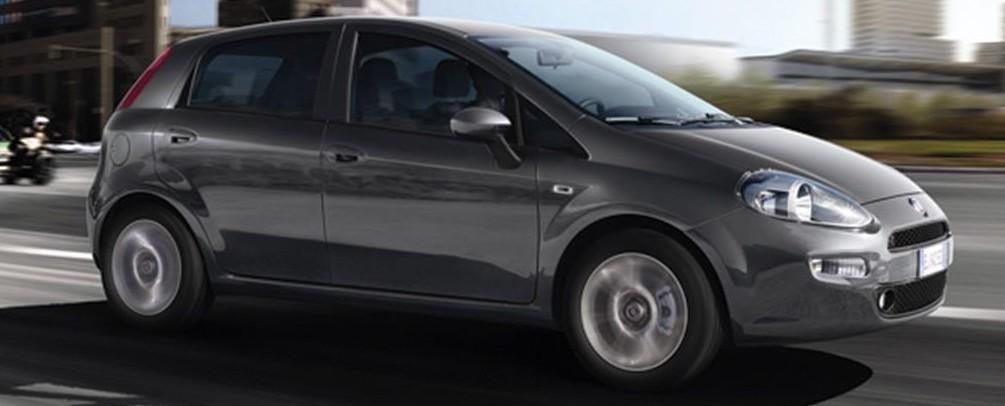 Fiat Punto, pi� venduta a Marzo. E al po