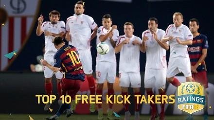 FIFA 16: i migliori dell'intelligenz