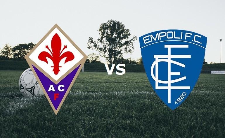 Fiorentina Empoli streaming live gratis.