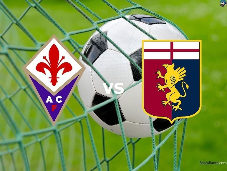 Fiorentina Genoa streaming live gratis.