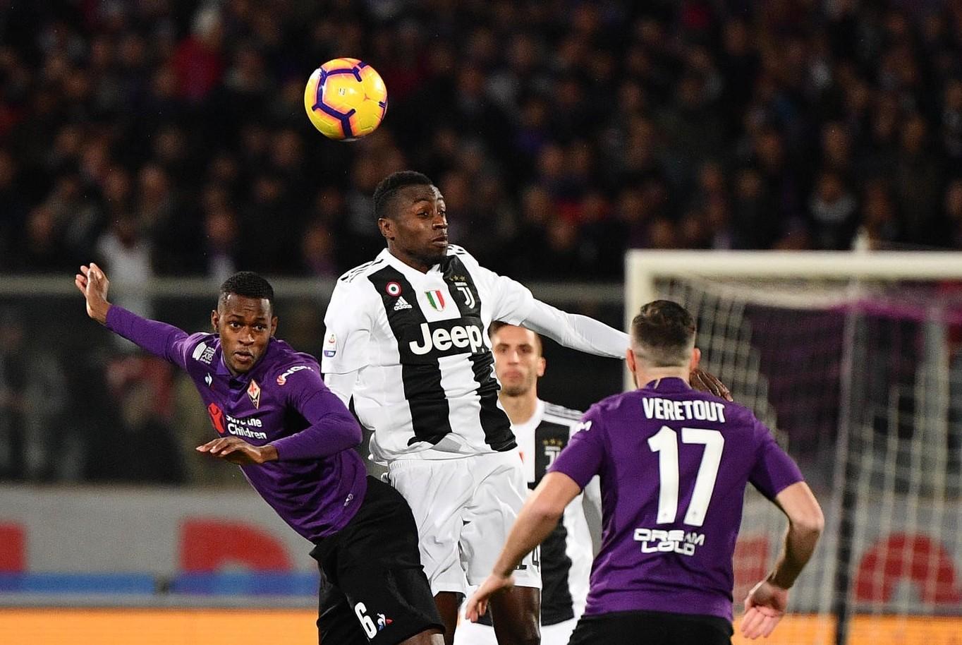 Fiorentina Juventus streaming gratis liv