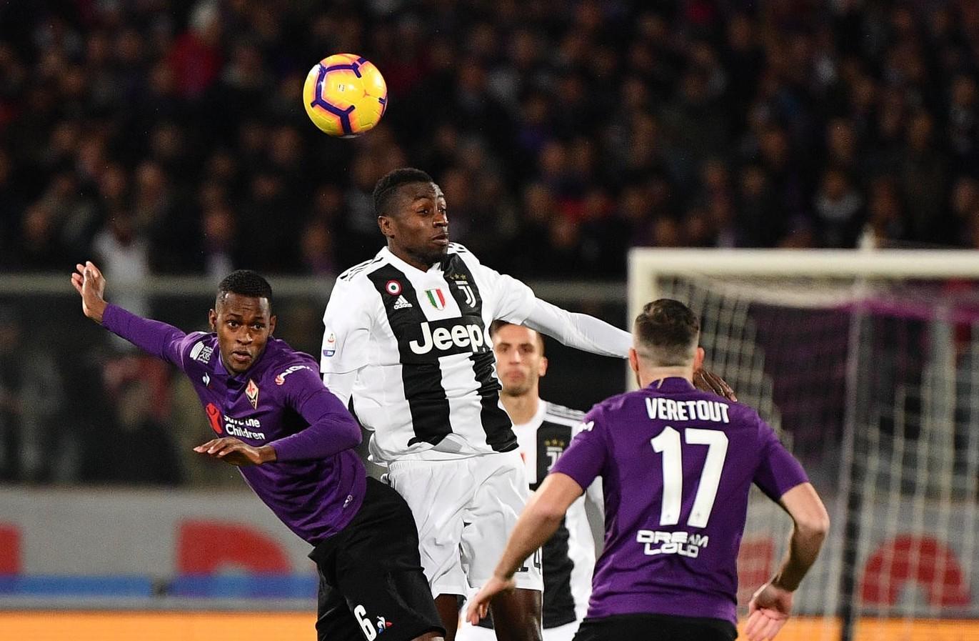 Fiorentina Juventus streaming gratis per