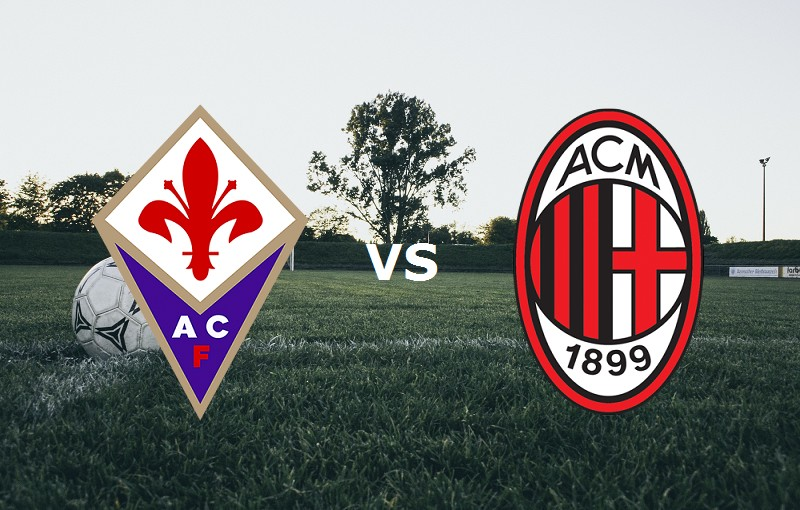 Fiorentina Milan streaming gratis live.