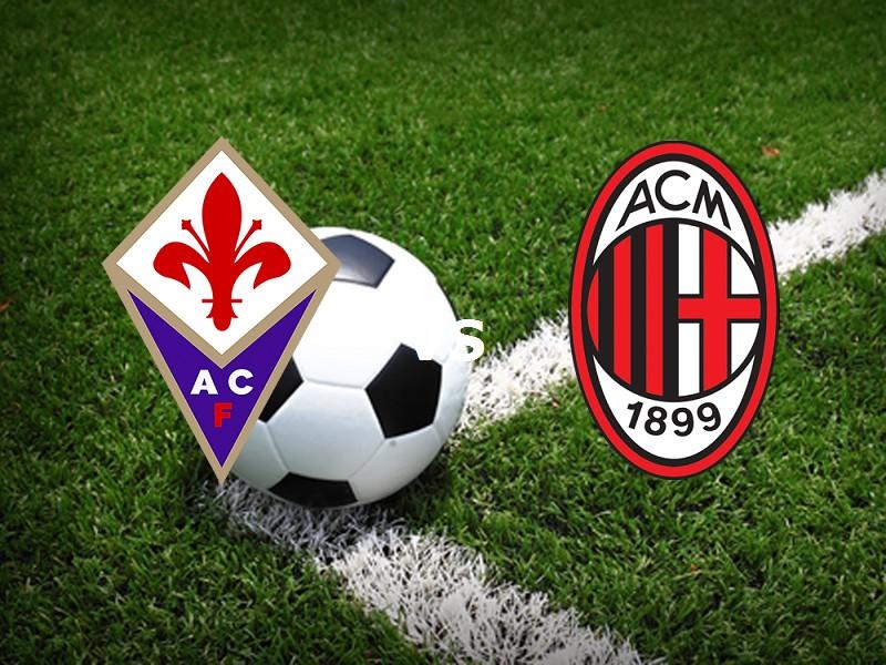 Fiorentina Milan streaming live gratis.