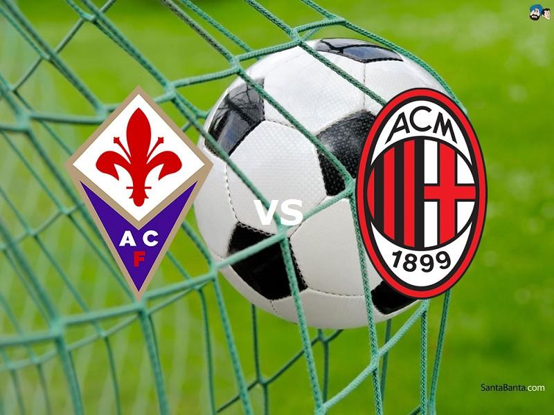 Fiorentina Milan streaming gratis live m