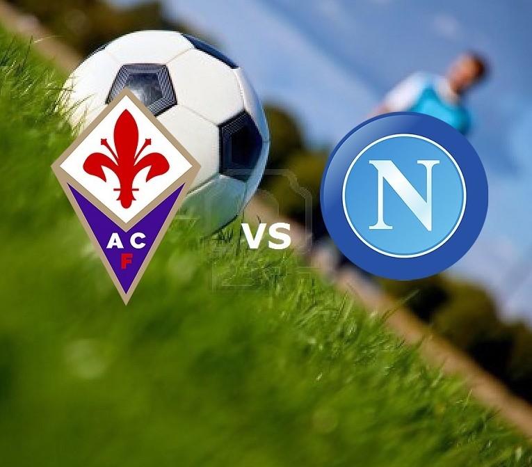 Fiorentina Napoli streaming live gratis.