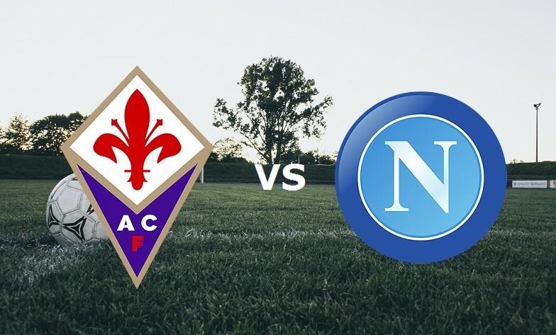 Fiorentina Napoli ora al via in streamin