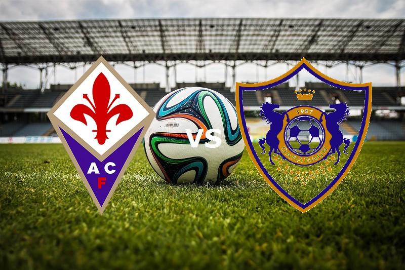 Fiorentina Qarabag streaming gratis live