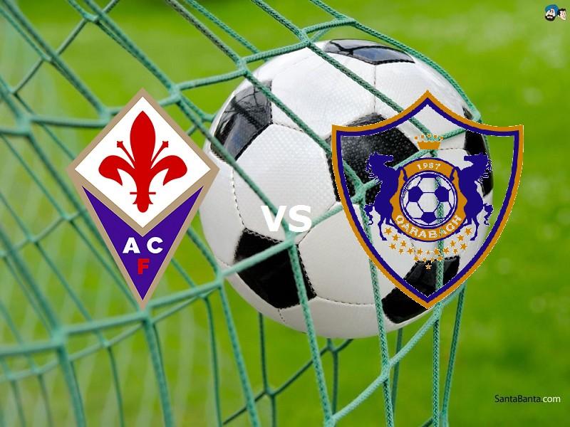 Fiorentina Qarabag streaming live gratis