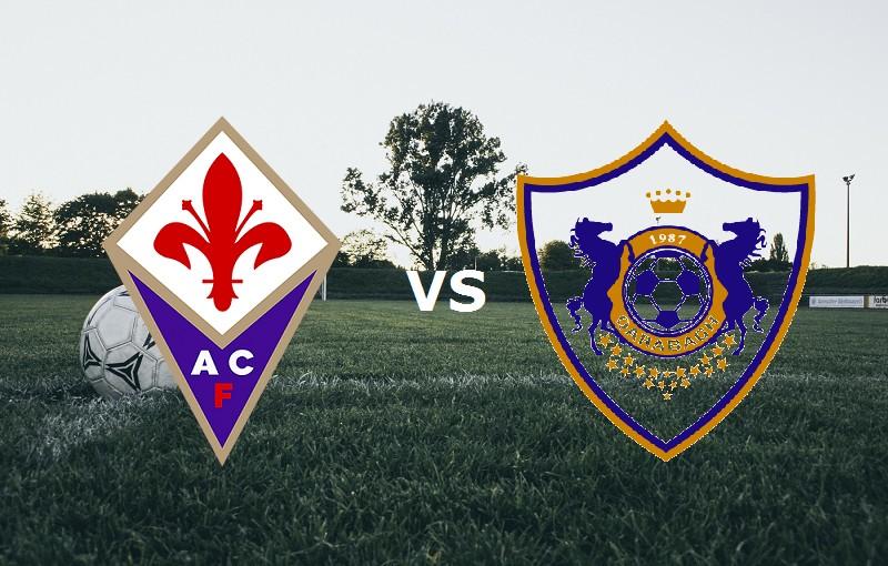 Fiorentina Qarabag FK streaming live gra