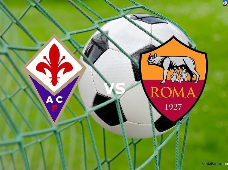 Fiorentina Roma dove vederla oggi e orar