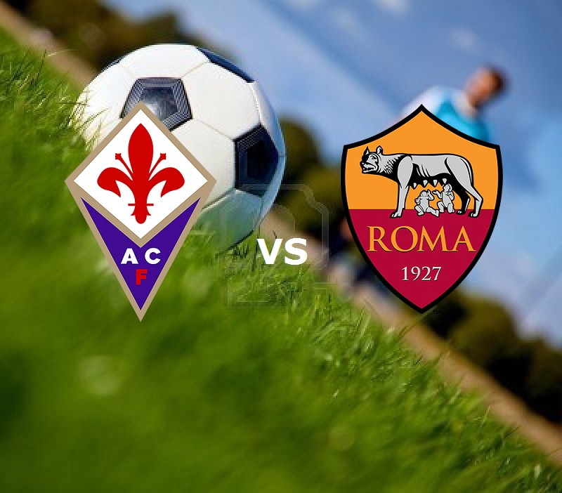 Fiorentina Roma streaming. Dove vedere