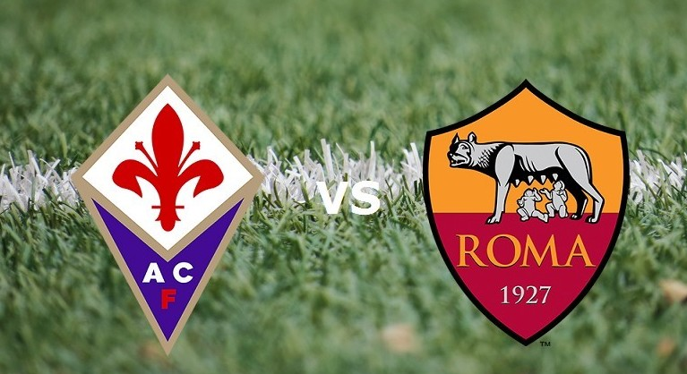 Fiorentina Roma streaming live gratis. V