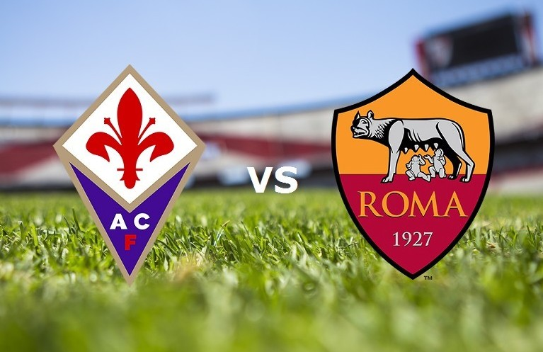 Fiorentina Roma streaming live gratis pa