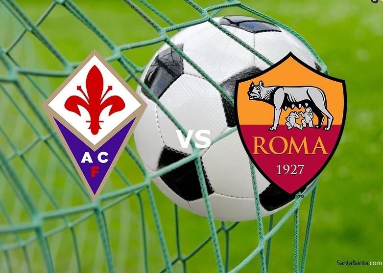 Fiorentina Roma streaming gratis live su
