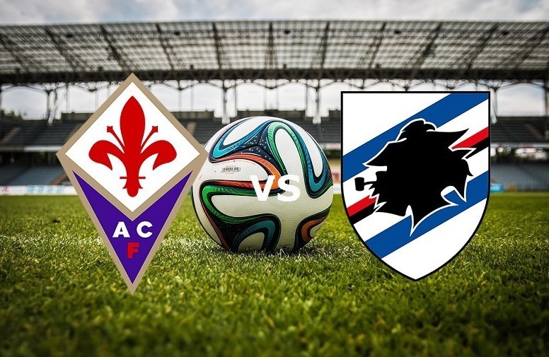 Fiorentina Sampdoria streaming live grat