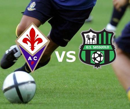 Fiorentina Sassuolo streaming gratis liv