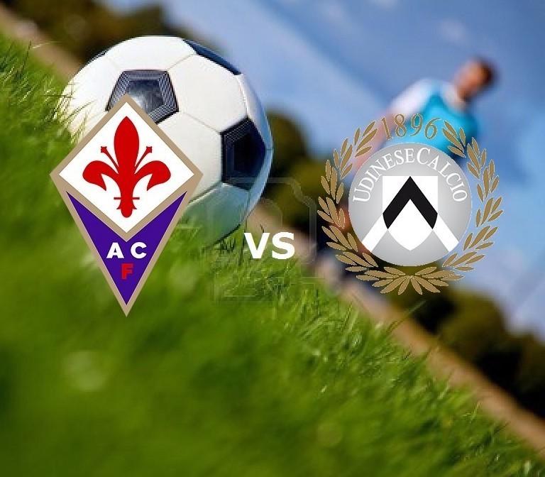 Fiorentina Udinese streaming live gratis