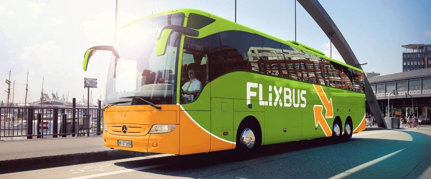 Flixbus, pi� tratte in Italia low cost