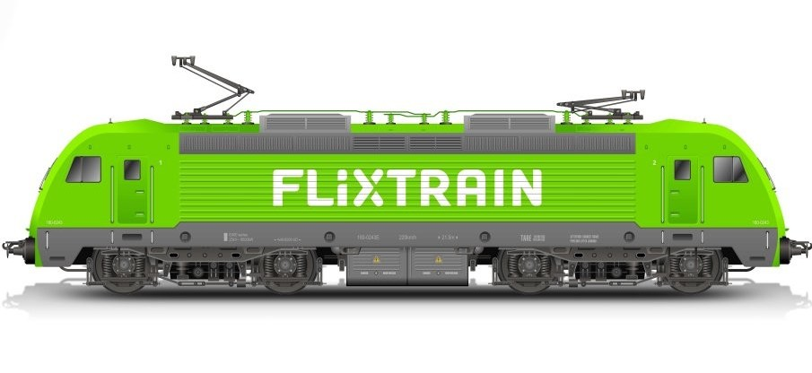 FlixTrain: treni low cost e wifi gratuit