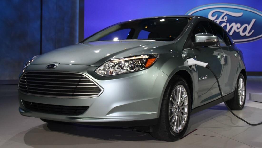 Ford e auto elettriche: accelerazione de